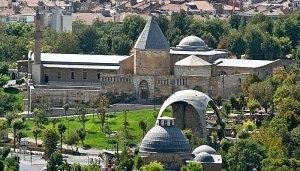 Konya Alaaddin Tepesi