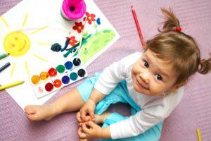 sanatın çocuğa kazandırdıkları