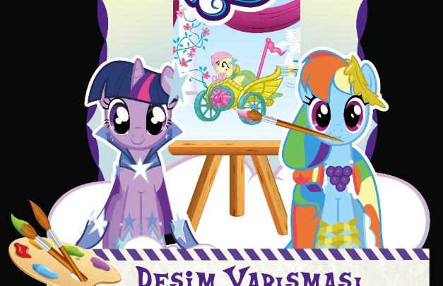 My Little Pony Resim Yarışması Başladı!
