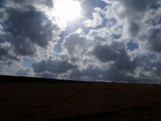 skies grow dramatic as autumn deepens