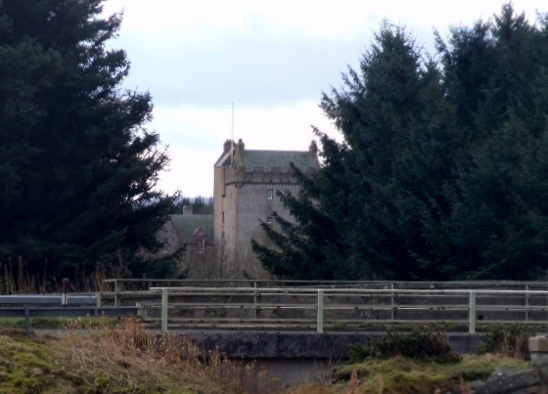 Cairnbulg Castle