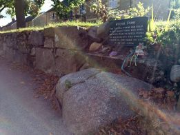 Witches Stone in Forres