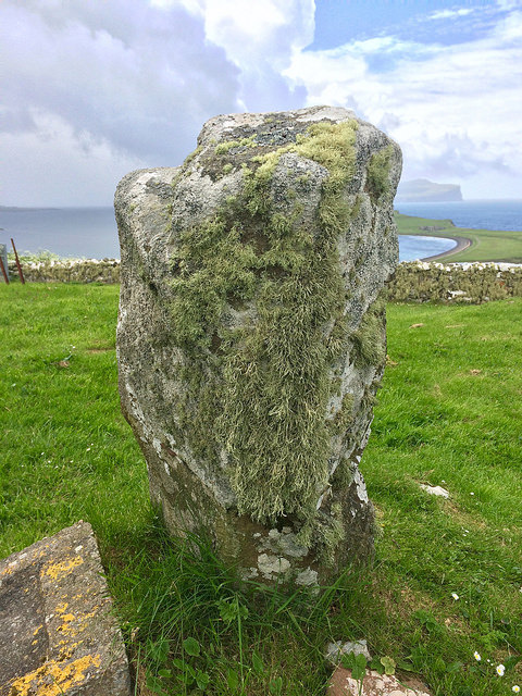 The Trial Stone on the Isle of Skye