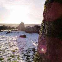 Aikey Brae Recumbent Stone Circle