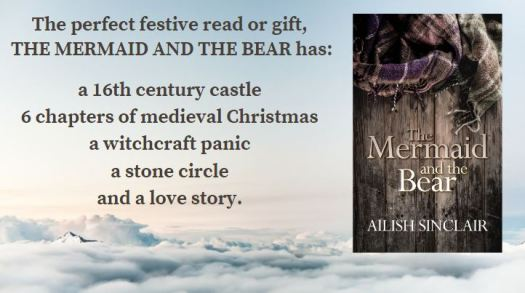The Mermaid and the Bear is the perfect Christmas gift!