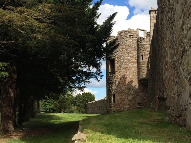 Tolquhon Castle: a good place for a day out