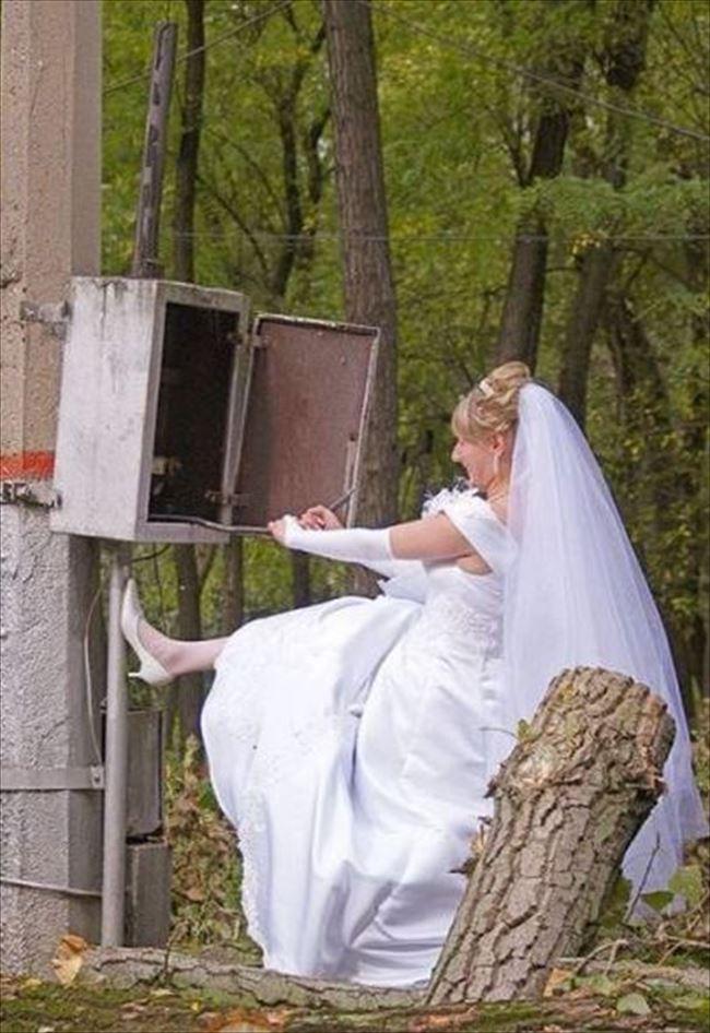 嫌な結婚式14