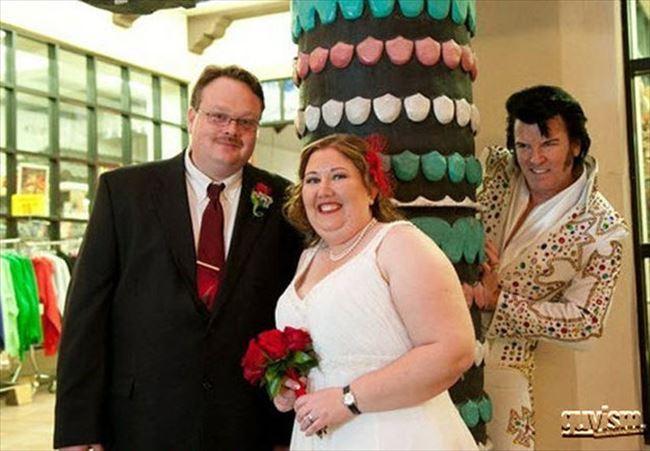 嫌な結婚式30