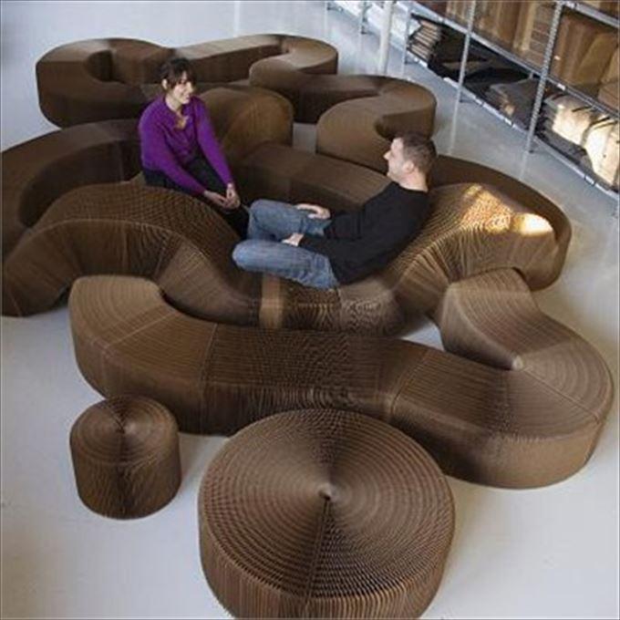 斬新・奇抜な凄すぎるデザイン家具(画像80選)