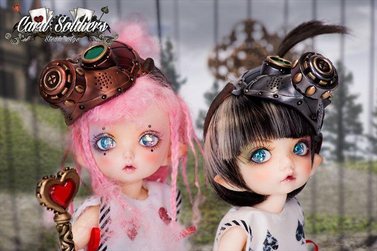 可愛い美しい人形 38.9