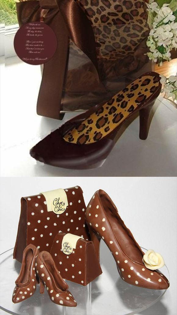 ailovei驚くべきチョコレートのデコレーション作品集(画像)