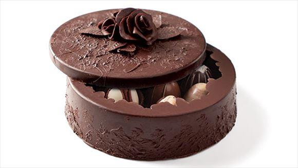 チョコレートデコレーション 21