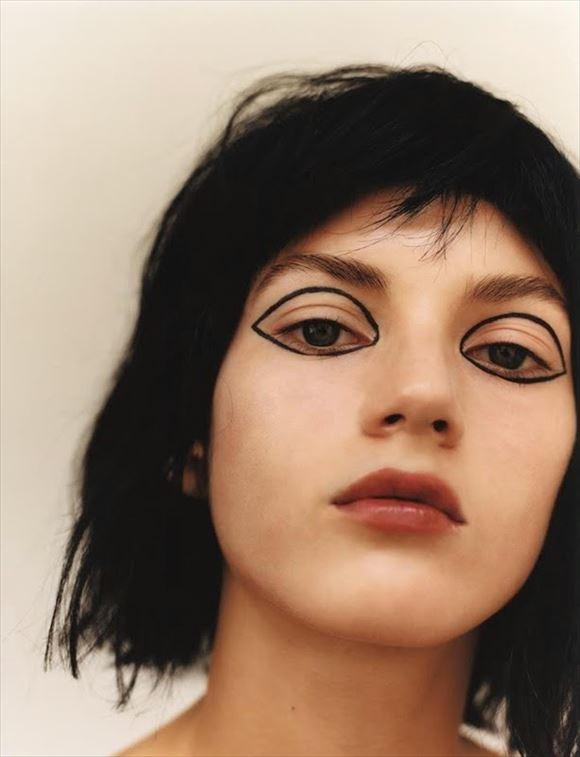 化粧失敗画像 34