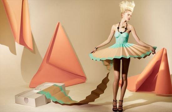 世界のクリエイティブな斬新で変わったドレス70選