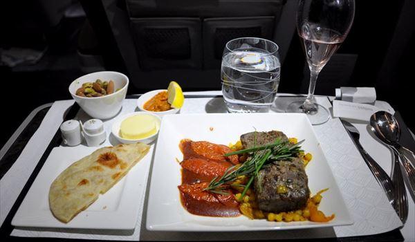 機内食画像 12