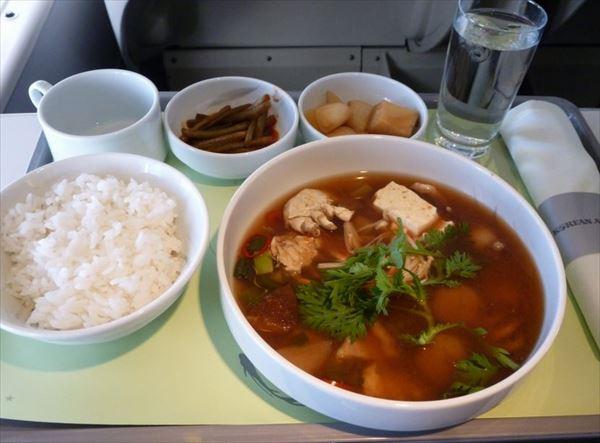 機内食画像 4