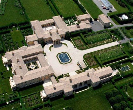 億万長者の家 3