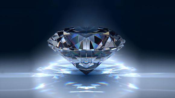 ダイヤモンド 8