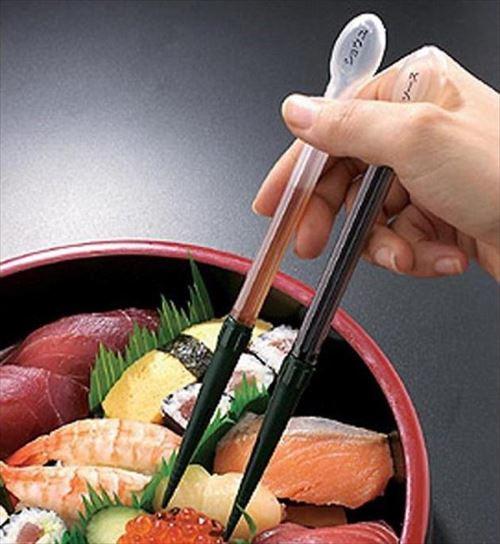 こんなのも?!世界中の変わった箸いろいろ36種