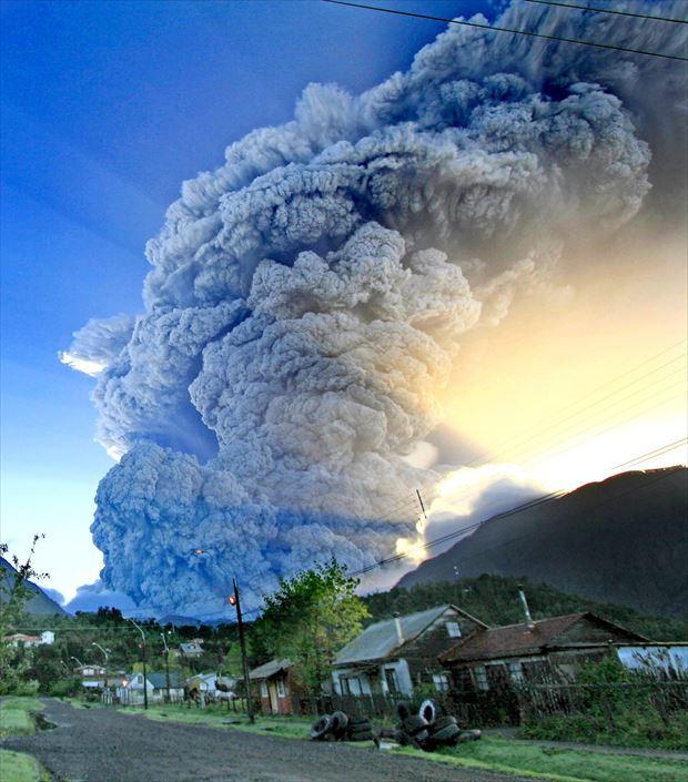 恐ろしい自然災害の写真(43枚)