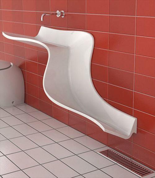 絶対に使いたくない最悪なトイレ(画像)
