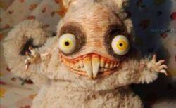 やばい。何だコレな怖いおもちゃ&ぬいぐるみ(画像)