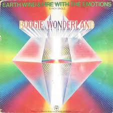 """You are currently viewing Booging Down With Earth, Wind & Fire and The Emotions's """"Boogie Wonderland"""""""