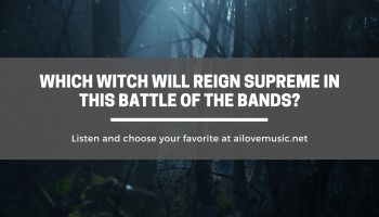 Which Witch Will Reign Supreme In This Battle of the Bands?