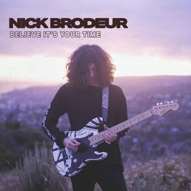 """You are currently viewing The Daily Feature: Overcoming Difficulties With Nick Brodeur's """"Believe It's Your Time"""""""
