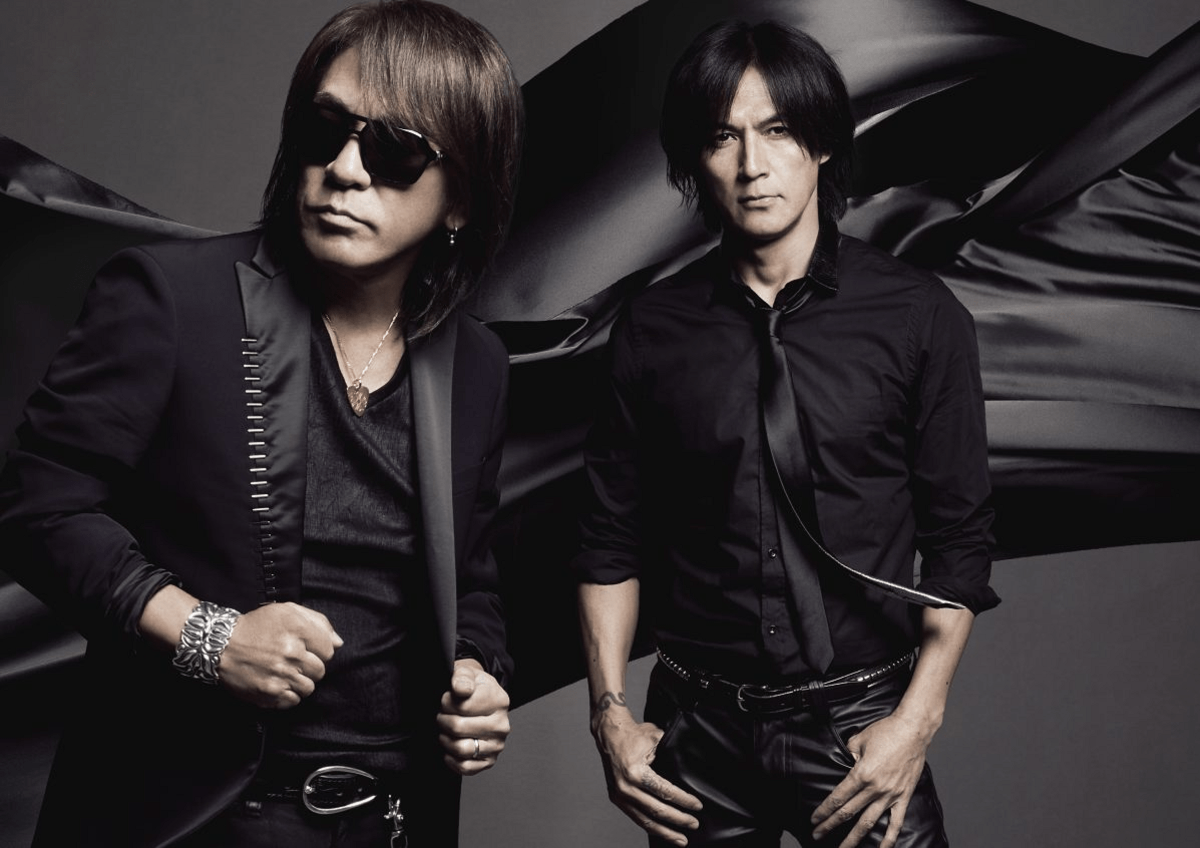 Read more about the article The Musical History of the Japanese Rock Duo B'z