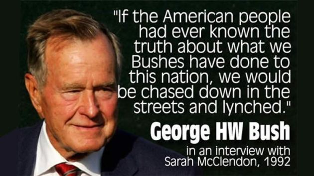 George Bush Sr quote