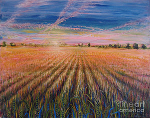 chemtrail painting