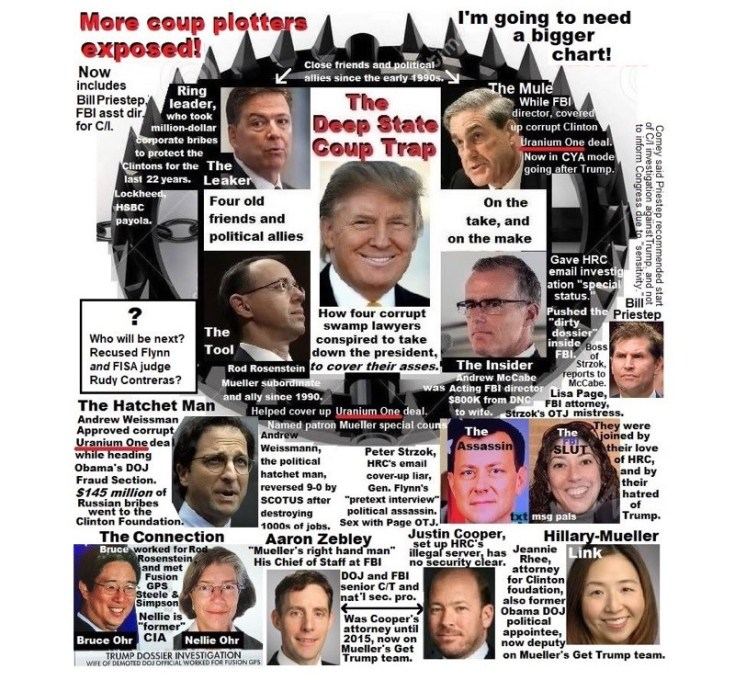 Deep State Coup Trap 2
