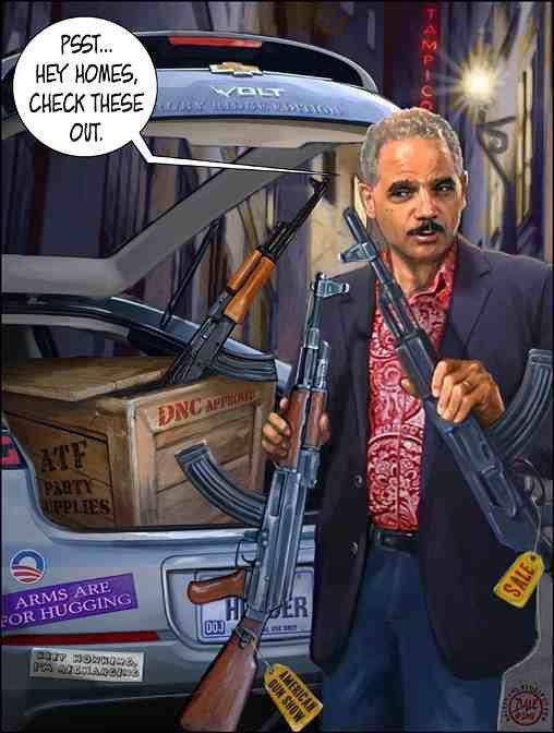 Eric Holder Fast Furious