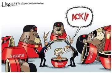Russia HIllary