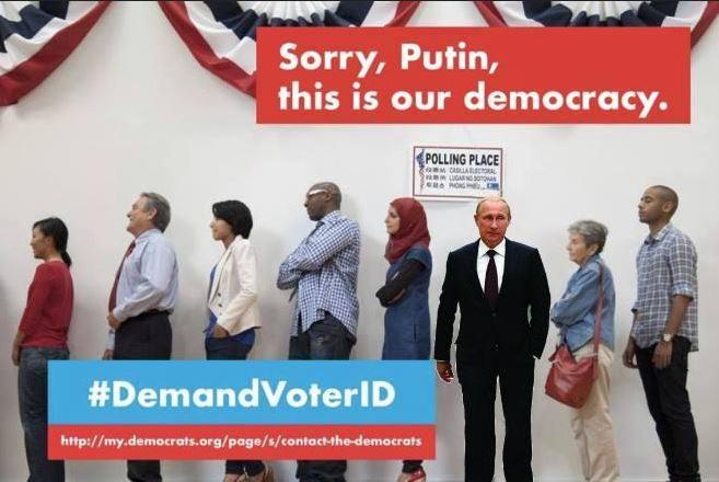 Putin election interference