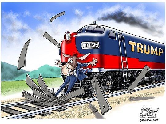 trump train 4