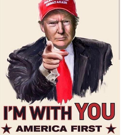 America first trump