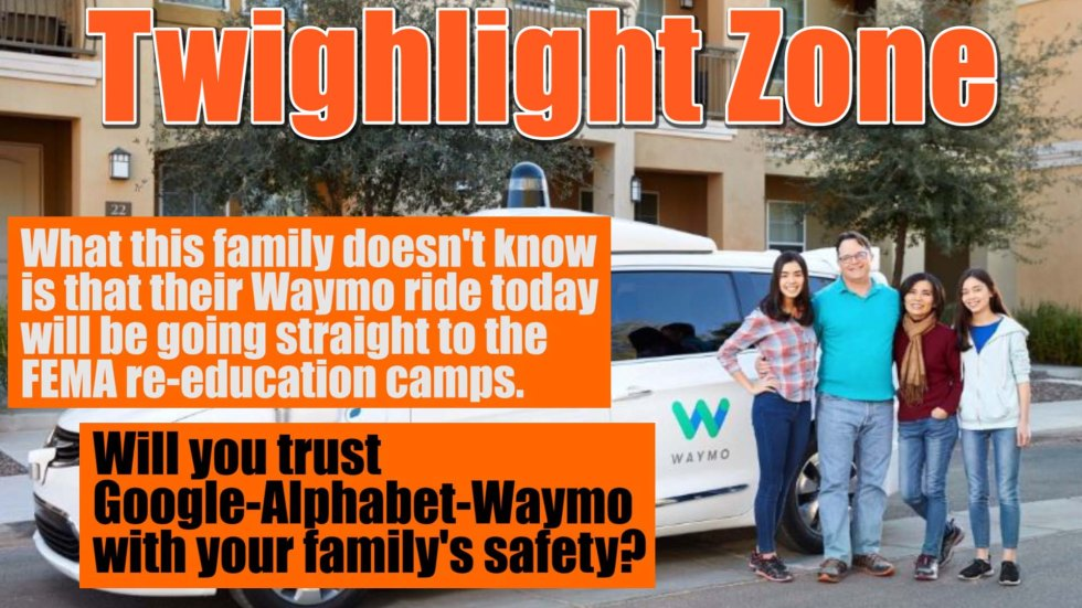 Waymo twilight zone