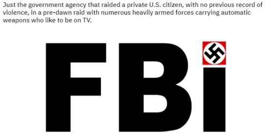 nazi fbi