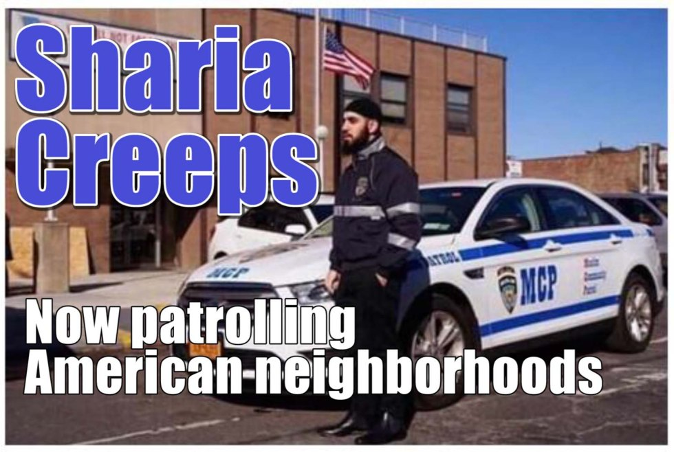sharia police cars