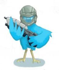 twitter gun