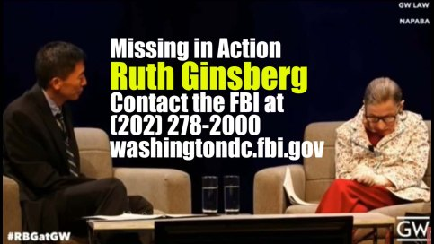 ruth missing in action