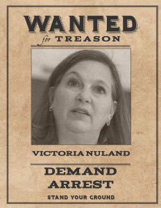 Wanted Victoria Nuland
