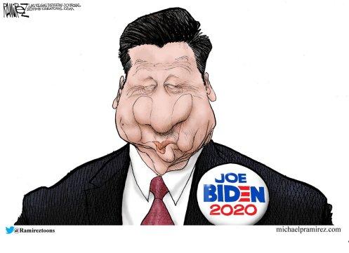 china for biden