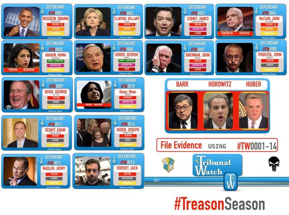 season for treason