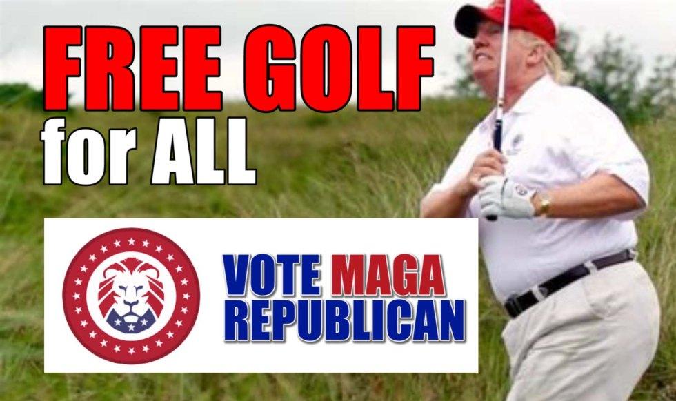 free golf maga