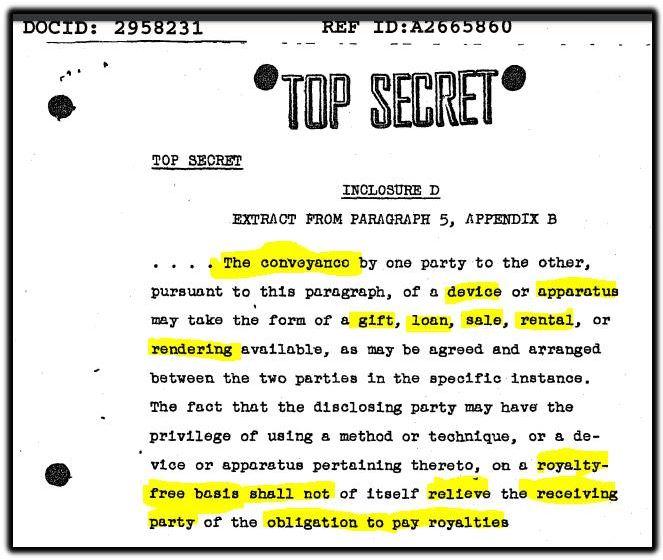 top secret 7