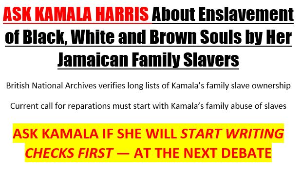 kamala harris reparations