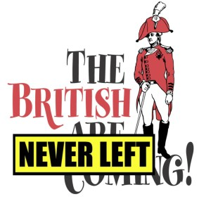 british never left